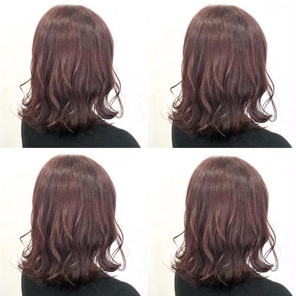 💗巻き髪ヘアセット💗