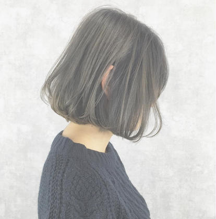 山本瑞希のショートのヘアスタイル