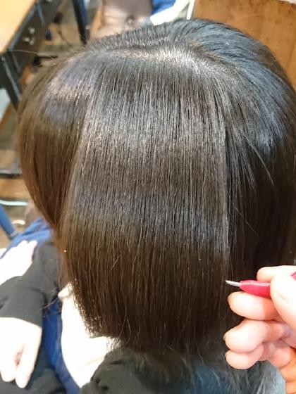 ✨💆圧倒的髪質改善クオリティ💆✨プレミアム縮毛矯正