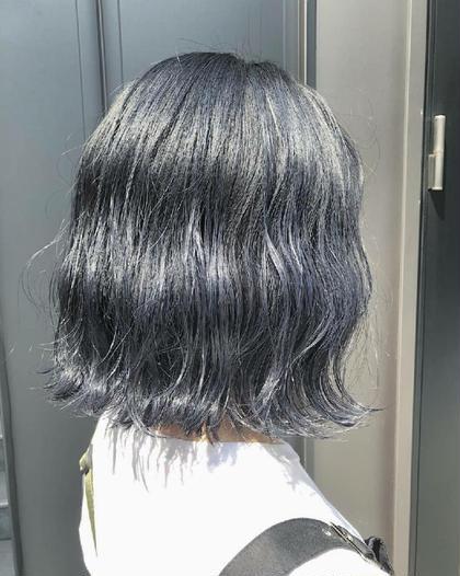 [平日限定]☆カット+リタッチカラー+前処理トリートメント☆
