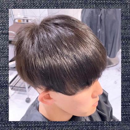 ☘️カット+最高級 髪質改善トリートメント☘️メンズカット+極上な髪質改善酸熱トリートメント+炭酸スパ+ヘアスタイリング
