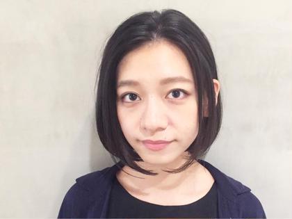 モデル 木ノ下桜ちゃん L&Co. by LUCK HAIR所属・山崎優作のスタイル