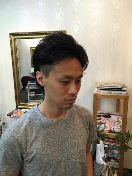 Seed hair make所属・萩原大樹のスタイル