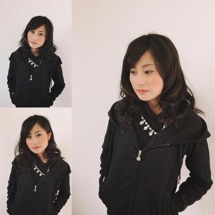 10代モデル CecilhairMatsuyama所属・セシルヘアー 松山源氏GENJIのスタイル