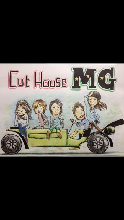 カット ハウス MG   elua所属・Cut HouseMG eluaのスタイル