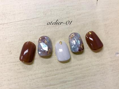 春nail Atelier-01所属・atelier-01ブラジリアン★のフォト