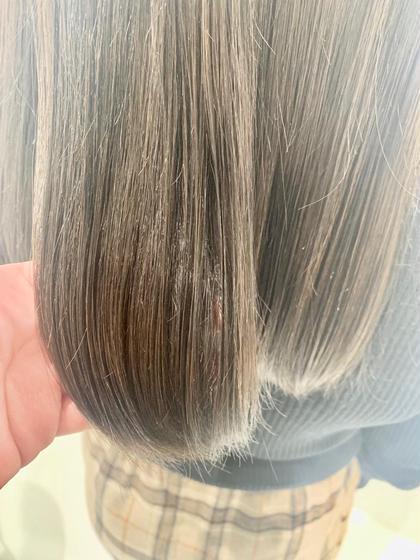 OREO.coco所属のZINKA.のヘアカタログ