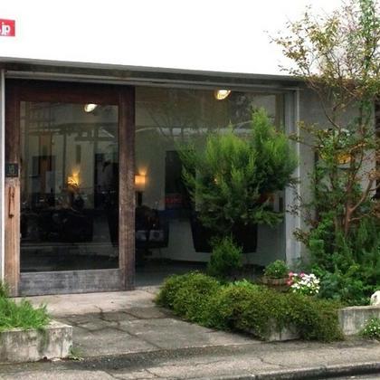 お店の外観です! エフエール所属・坂上太門のスタイル