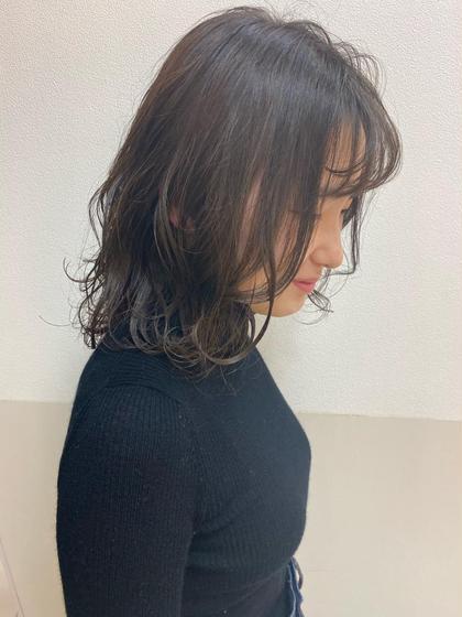 【人気🌸】似合せカット & お洒落カラー