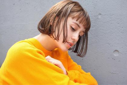 ✨【人気NO.3】カット&Wカラー(ブリーチ+オンカラー)(カラーケアリッチトリートメント付き)✨
