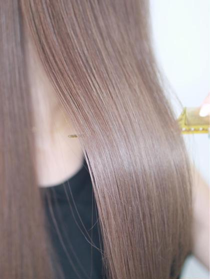✨ブリーチ毛にもかけられる縮毛矯正✨【酸熱キュアスト】髪質改善の最新技術☆酸熱トリートメントとしても◎