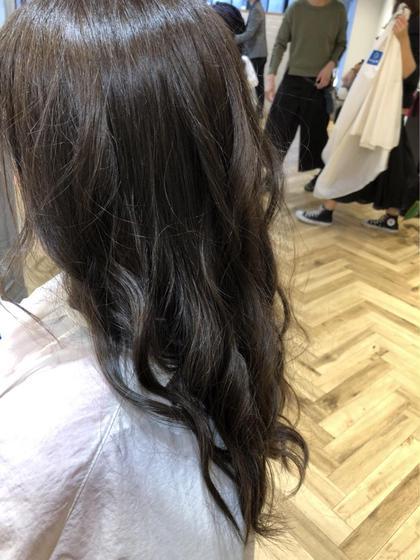 透明感カラー Alushe上野御徒町店所属・✨✨本橋野衣✨✨のスタイル