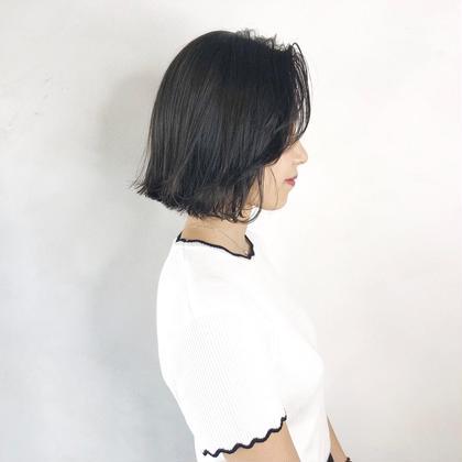 🌸学生限定🌸カット+イルミナカラー+ナノスチームトリートメント 6900円