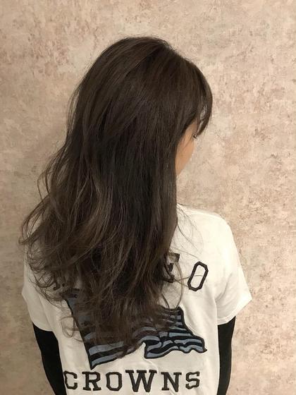 カラー パーマ ミディアム 【NOISM】