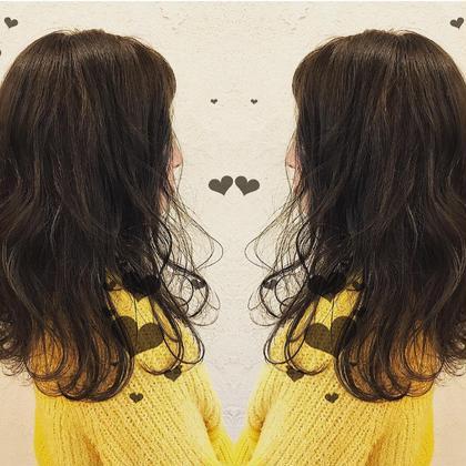 Blue×Black♡♡♡ MODEK's淡路店所属・adachimaiのスタイル