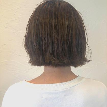 🌼新規限定🌼前髪カット+カラー+トリートメント
