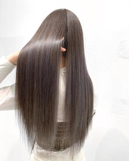 カラー ロング 今話題&オーダー殺到中のメニュー!! サイエンスアクア ! ブリーチ毛にも施術可能になります! 梅雨の時期やクセ、広がりを抑えてくれる縮毛矯正でもなくトリートメントでもない最強髪質改善メニューです!