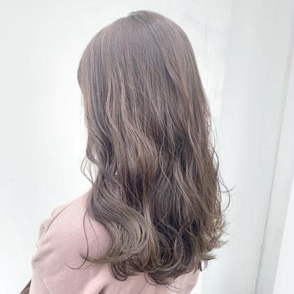 【✨カットカラー予約1位✨】通常23500円→6500円(約85%0ff)カット+透明感フルカラー+美髪トリートメント