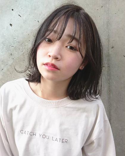 ☆前髪カット