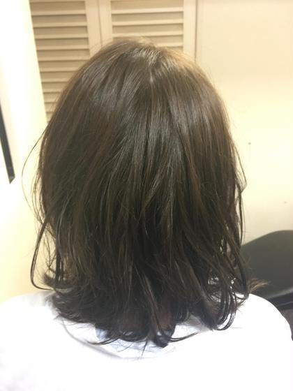 mod's Hair船橋所属・カンベショウリのスタイル