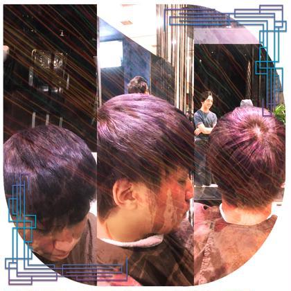 Hair&Make EARTH所属・榎本雅朗のスタイル