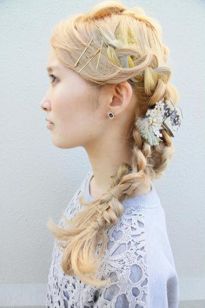 tranq hair design所属・イケベミホのスタイル