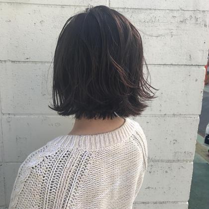 ✨人気No.1✨似合わせカット & 透明感カラー&内部補修トリートメント