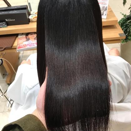 U-24 🔥選べる3STEPスペシャルトリートメント&美髪cut♪【土日プラス1100円】