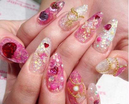Pinky Nail&PinkCatネイル所属・ネイリスト💗ににににのフォト