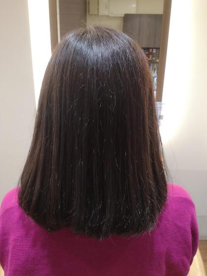 Pensiero所属の髪質改善師トヨシマのヘアカタログ