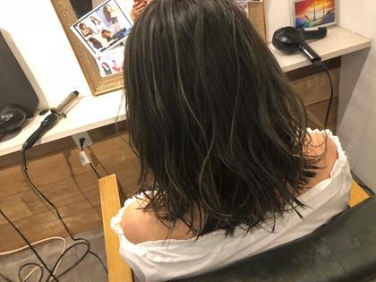 ❤︎【人気No.2】THROWカラー+トリートメント❤︎