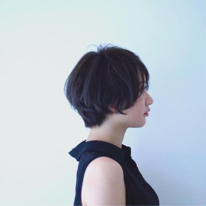 hair color...  khaki  black... KORD所属・カトウクミのスタイル