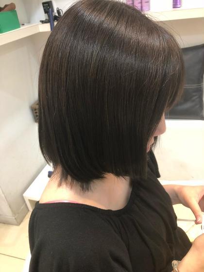 暗めアッシュ!  produce町田店所属・笹野志帆のフォト
