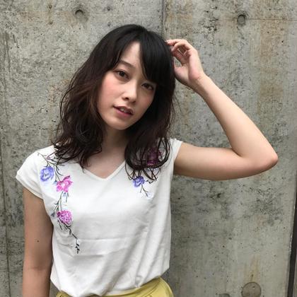 セットモデル siro所属・高橋暖のスタイル