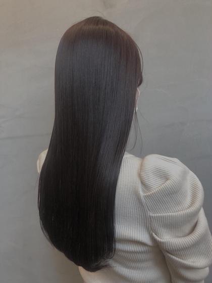 🥝髪質改善でうる艶髪に🥝今話題の酸熱トリートメント⭐️