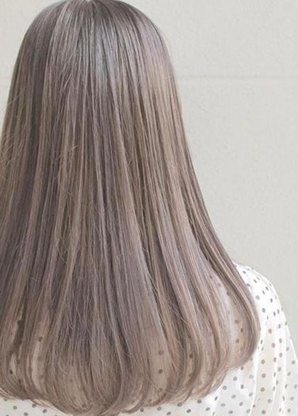梅雨に負けない‼️つや髪縮毛ストレート