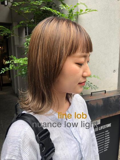【平日限定】カット+透明感カラー+プレトリートメント