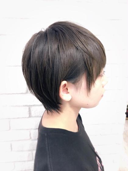 S.hair&nail所属・石川翔太のスタイル
