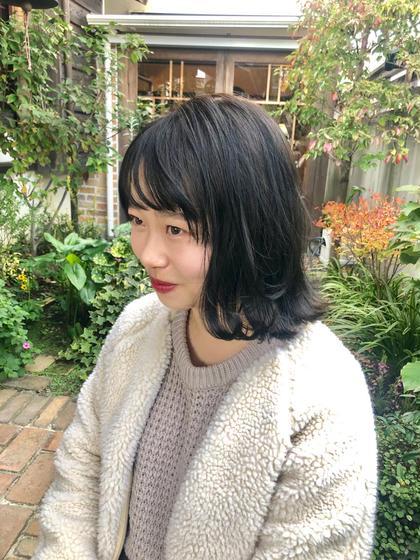【✂️インスタ映え/赤み黄み0髪✂️】カット & アディクシーカラー