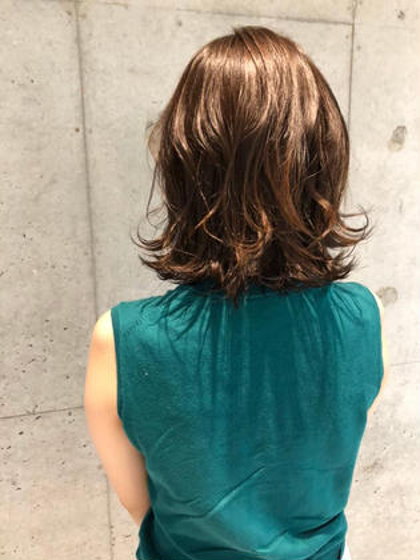 Rulabranche所属の加藤芽依のヘアカタログ