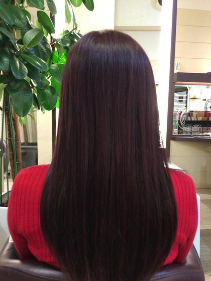 hair an feel所属・須藤啓太のスタイル
