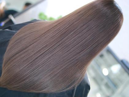 最新髪質改善☆1度で体感!約3か月持続【酸熱トリートメント】
