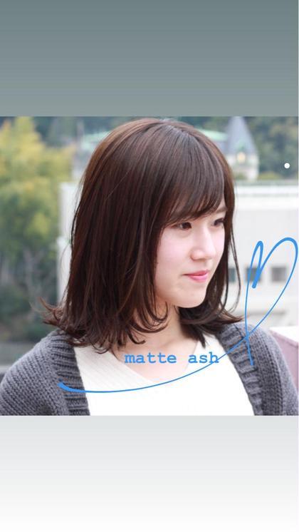 【何度でもOK】前髪カット+前髪ポイントパーマ