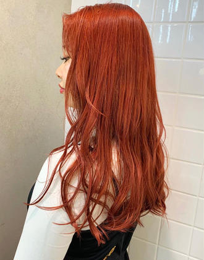 [セットメニュー]ダブルカラー&髪質改善トリートメント👩🏻🦰🤍