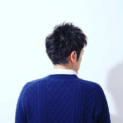 エアリーショート friseur所属・細尾尚生のスタイル