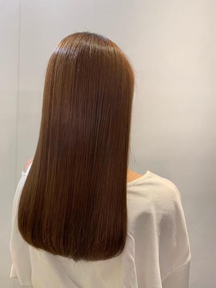 ‼️テレビで話題沸騰‼️ ✨髪質改善☆酸熱トリートメント✨