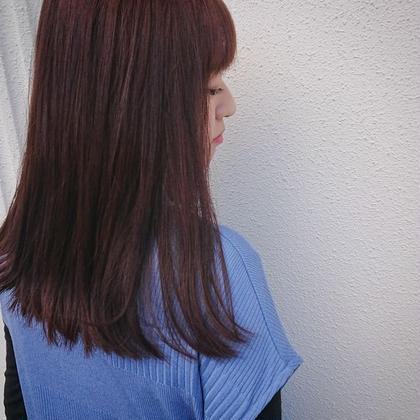 美容室VIALE所属・清水純枝のスタイル