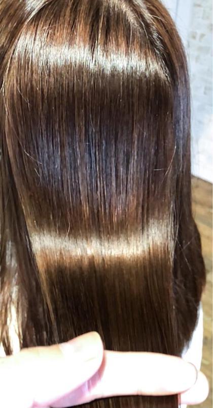 おすすめ♪【髪質美改善】TOKIOインカラミトリートメント +        似合わせ cut