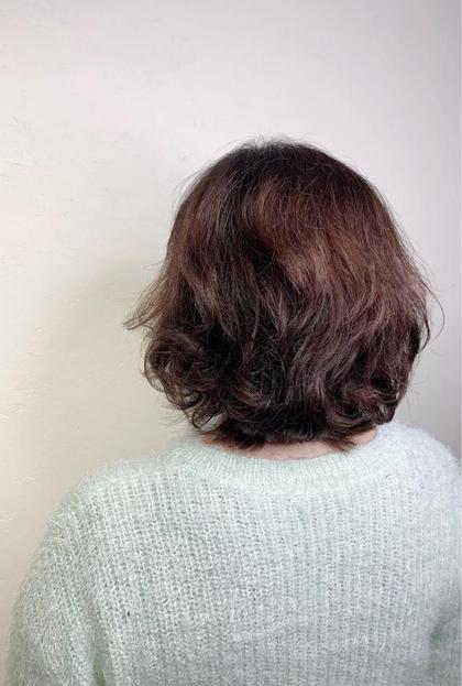 かかりにくい髪の毛に! カット💇×デジパ 村田夢華の