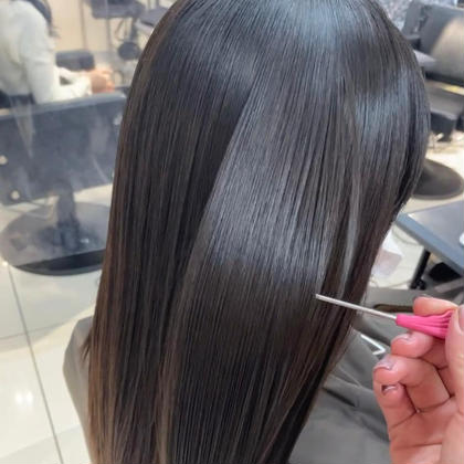縮毛矯正🦖通常の30%オフ❣⃛